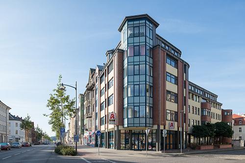 Bild der Merseburger Straße